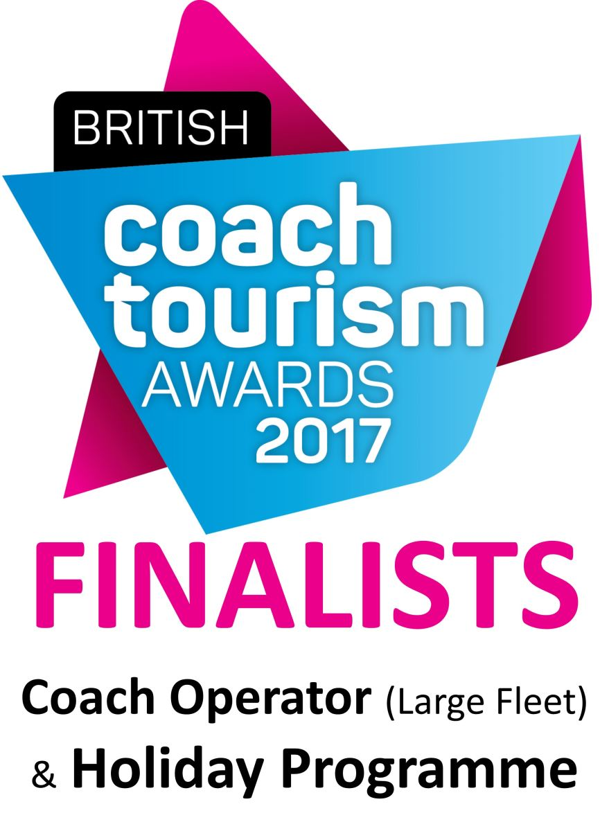 British Coach Awards Finalist Logo