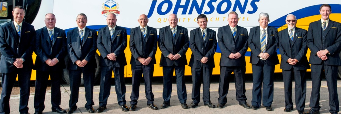 Johnsons coach drivers