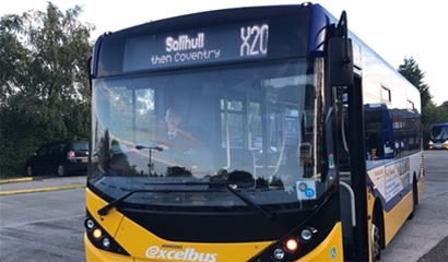 Timetables   Excelbus   Our Buses   Coach Trips   Johnsons